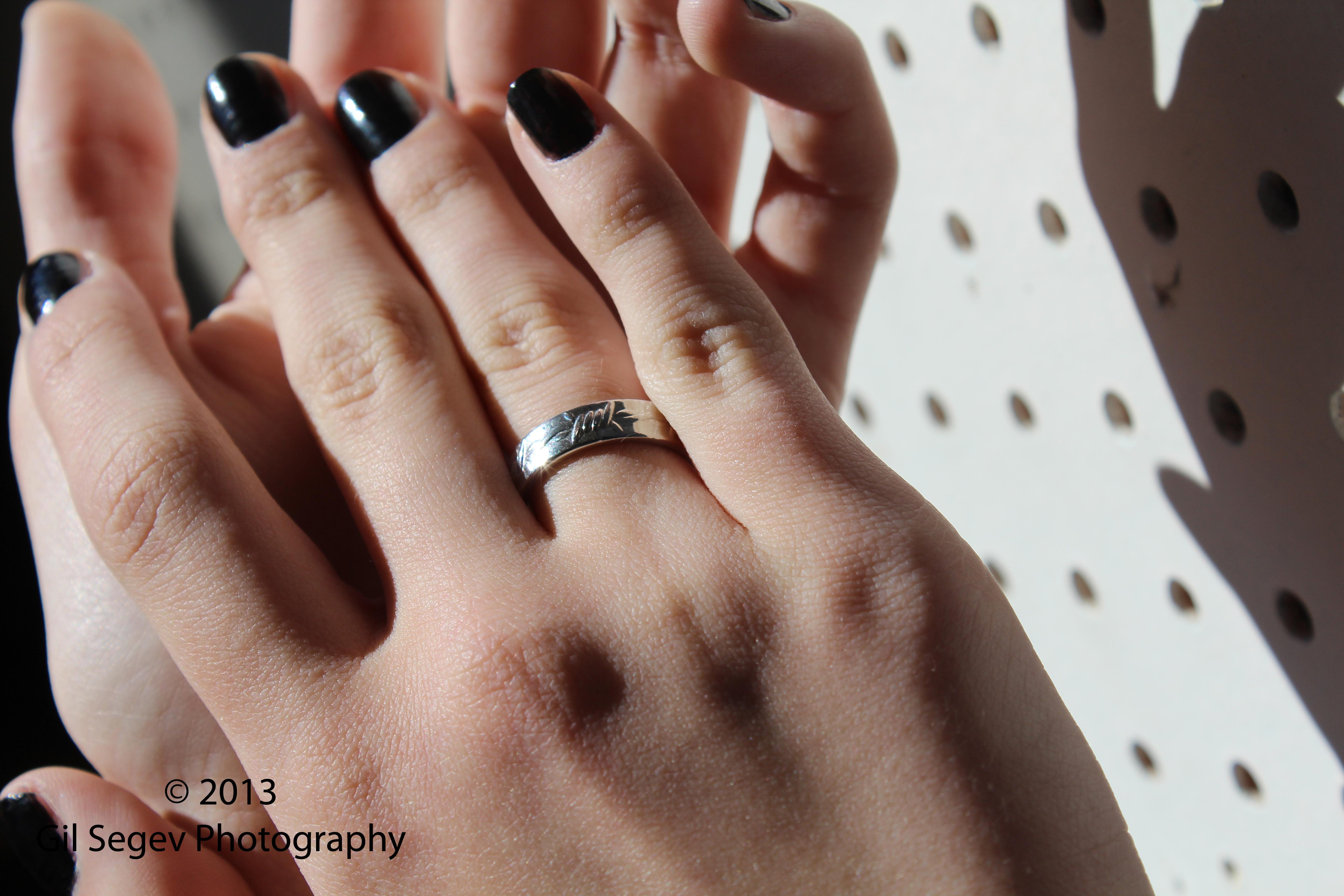 Avril Lavigne Forbidden Rose Ring