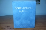 Dolce & Gabbana Light Blue pour Homme Box