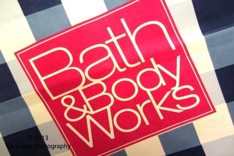 Bath & Body Works Bag