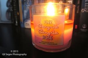 Bath & Body Works Pink Sangria