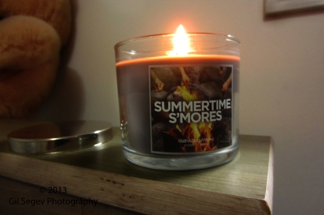 Bath & Body Works Summertime S'mores