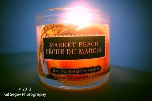 Bath & Body Works Market Peach