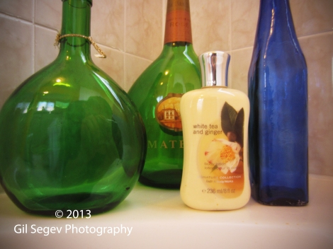 Bath & Body Works White Tea & Ginger Body Lotion