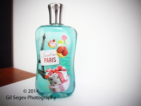 Bath & Body Works Sweet on Paris Shower Gel