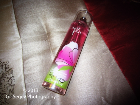 Bath & Body Works Sweet Pea Fine Fragrance Spray