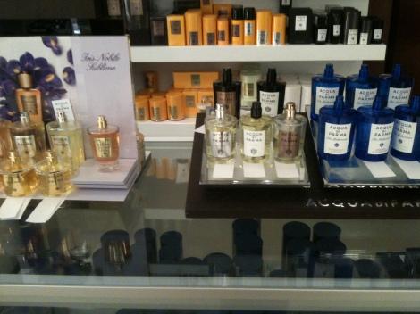 Acqua di Parma perfumes
