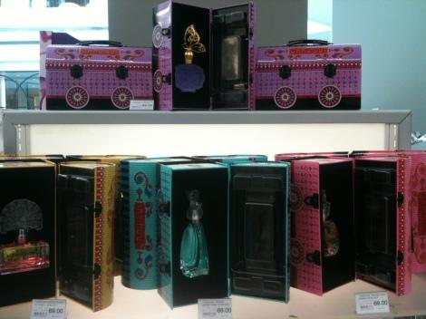 Anna Sui perfumes