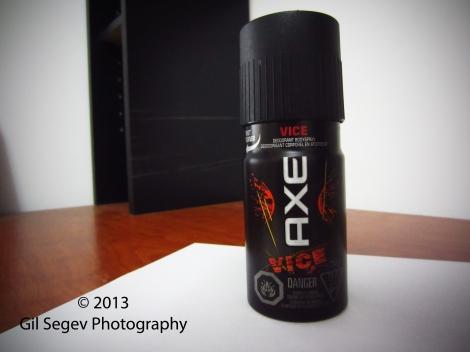 Axe Vice Body Spray