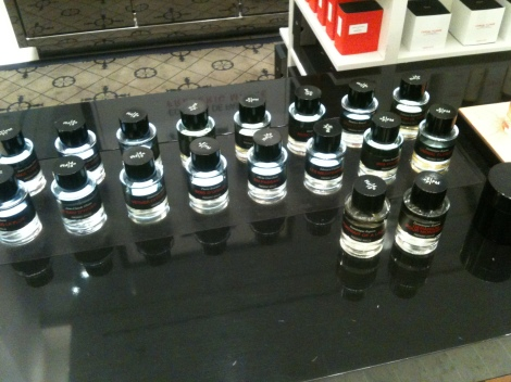 Frederic Malle perfumes