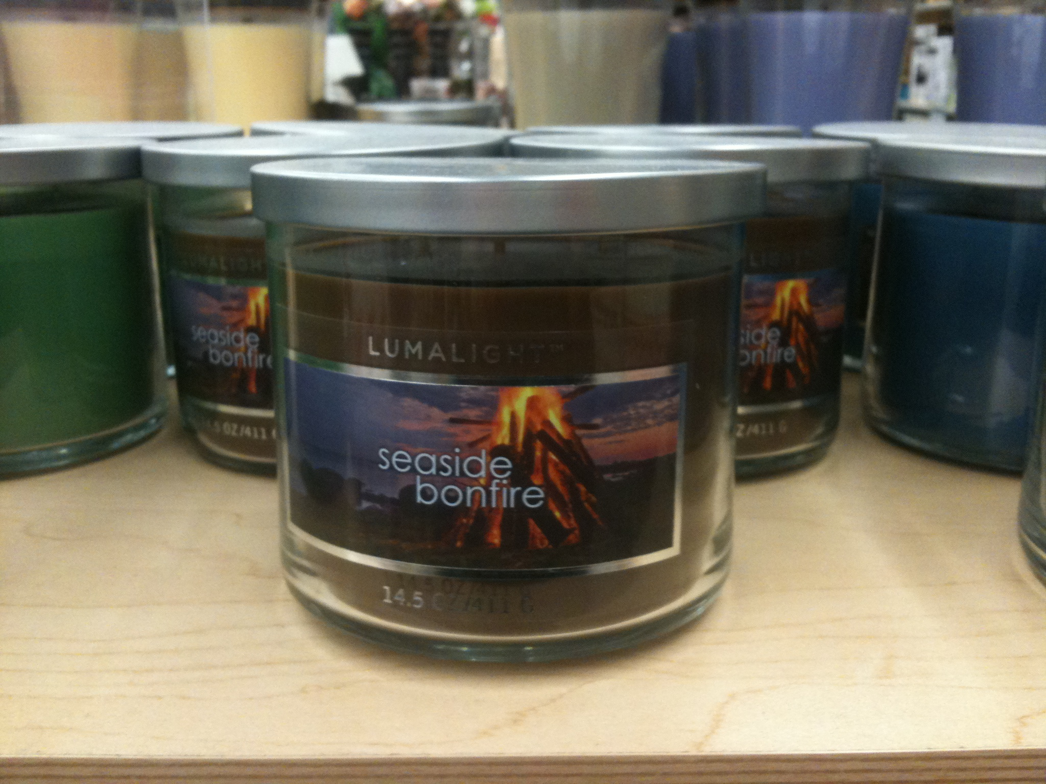 Bed Bath And Beyond Lumalight Candles