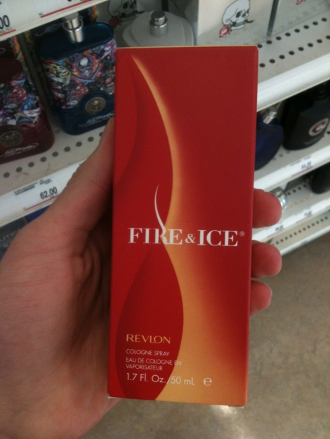 Revlon Fire & Ice box