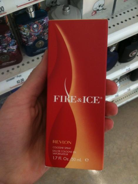Revlon Fire & Ice box