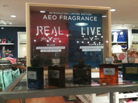 American Eagle Outfitters Real Blaze & Live Surf