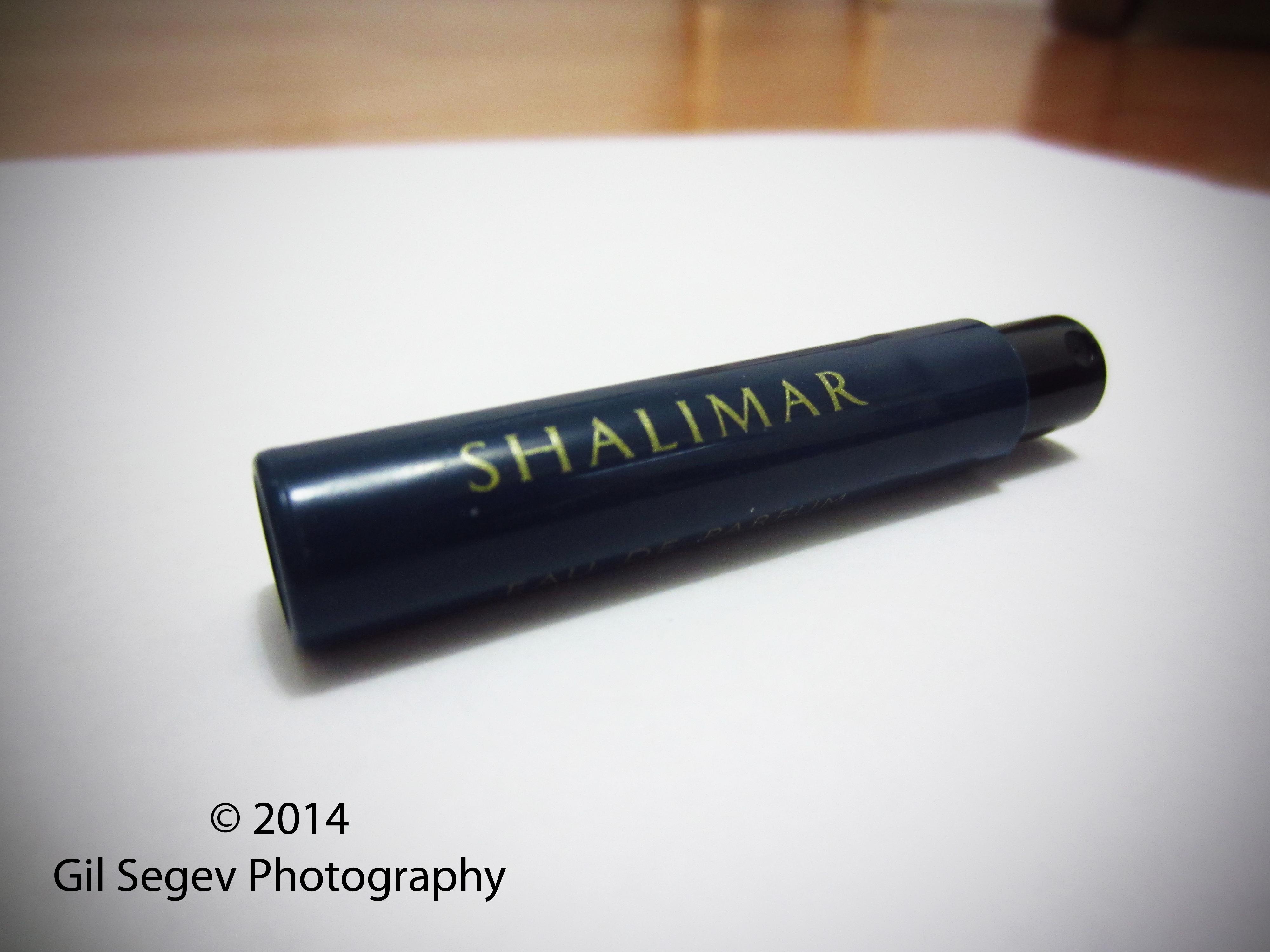 Samples Review: SHALIMAR, LA PETITE ROBE NOIRE by GUERLAIN ...