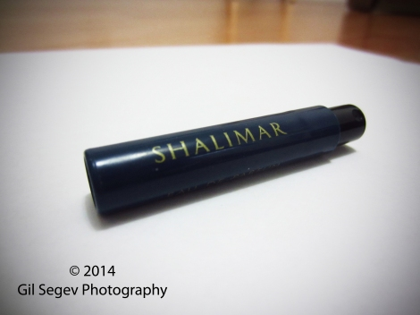 Guerlain Shalimar sample