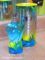 Jean Paul Gaultier Le Male Summer 2012 box+bottle