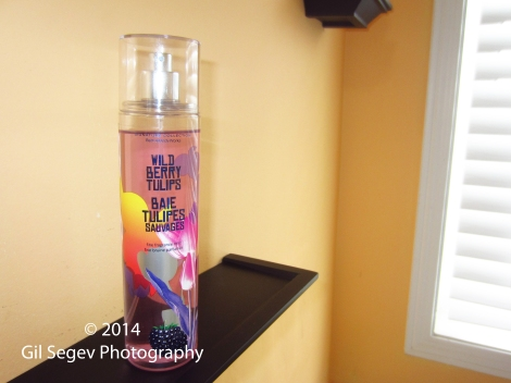 Bath & Body Works Wild Berry Tulips Fine Fragrance Spray