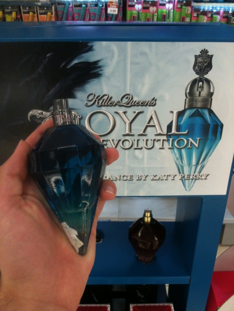 Katy Perry Royal Revolution
