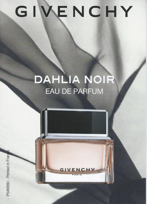 Givenchy Dahlia Noir front