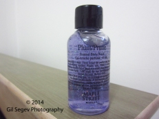 Maple Street Market Fruit Shop Plum body wash