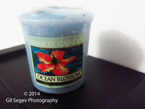 Yankee Candle Ocean Blossom Votive