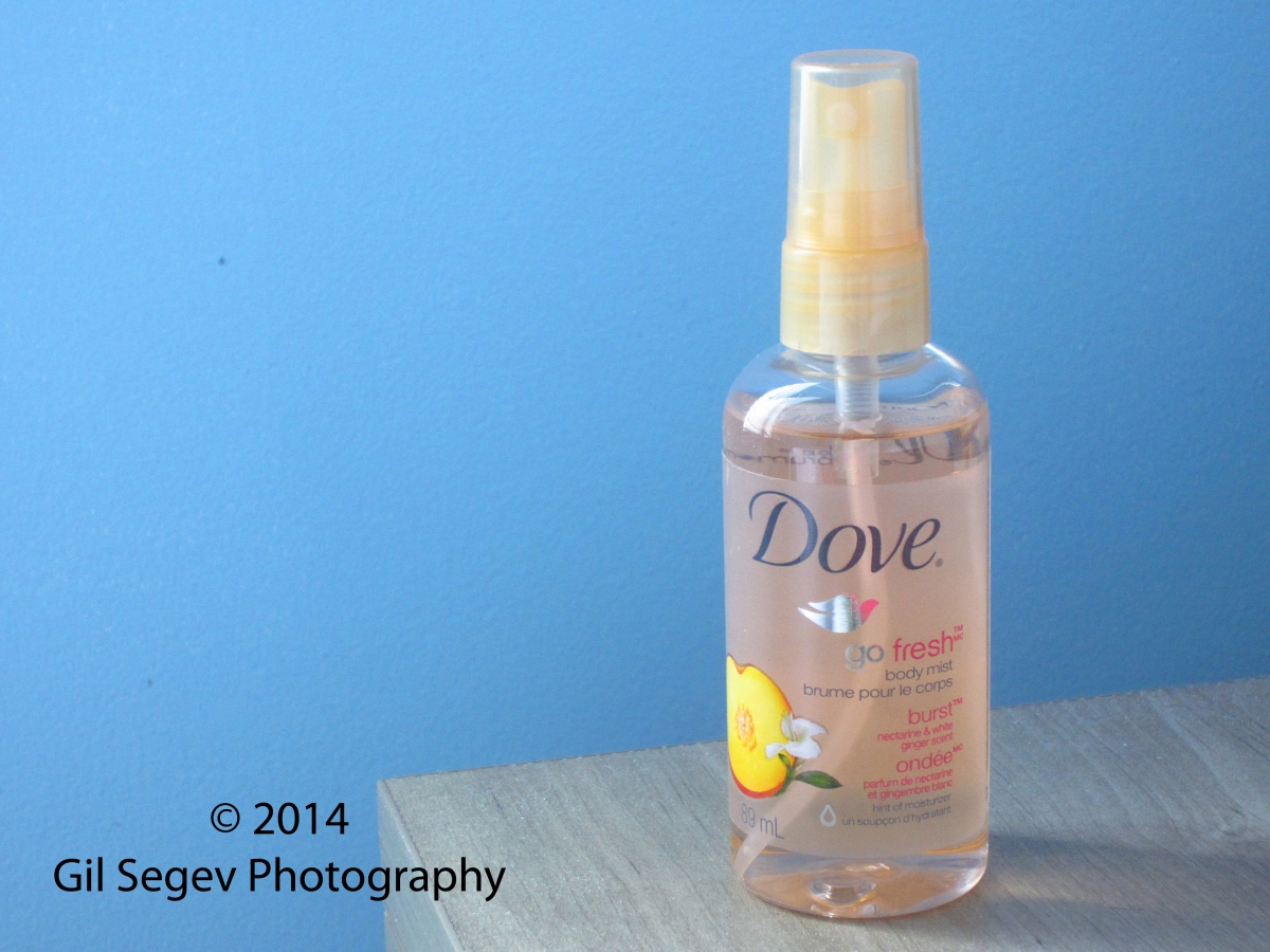 Body Mist Review: GO FRESH BURST by DOVE