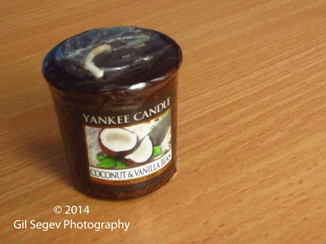 Yankee Candle Coconut & Vanilla Bean Votive