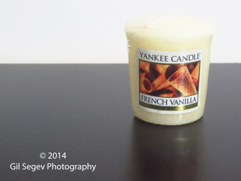 Yankee Candle French Vanilla Votive