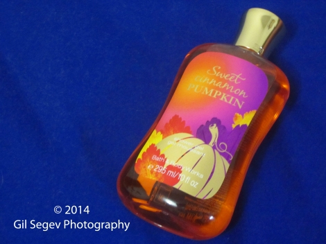 Bath & Body Works Sweet Cinnamon Pumpkin Shower Gel