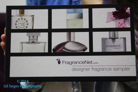 FragranceNet.com Designer Fragrance Sampler