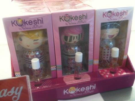 Kokeshi perfumes