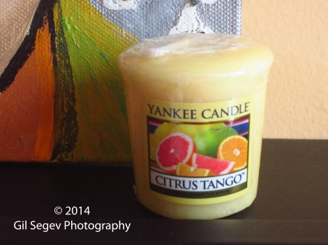 Yankee Candle Citrus Tango Votive