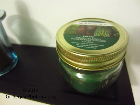 Luminessence Pine candle