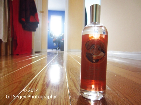 The Body Shop Brazil Nut body mist